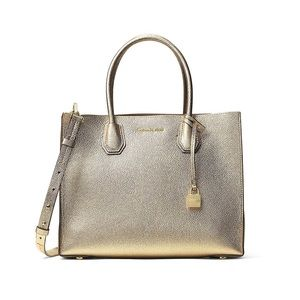 PRICE FIRM - NWT Michael Kors Mercer leather tote